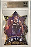 ZION WILLIAMSON Gem Mint BGS 9.5 Rookie Card - 2019-20 Panini Contenders Rare Superstar Die Cuts Basketball Card - New Orleans Pelicans