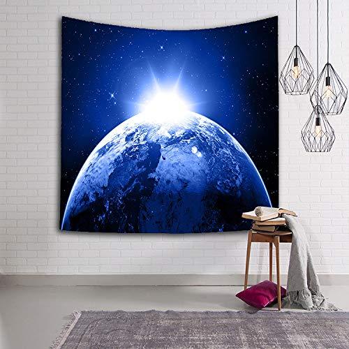 mmzki Planet Tapisserie/Wanddecke/Strandtuch Planet Serie 16 153x102