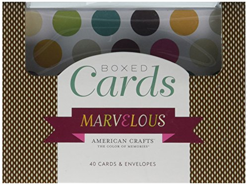 Boxed Cards and Envelopes