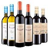 Château de REIGNAC - Coffret Dégustation 6 bouteilles – Lot de 6 x 75cl – Grand Vin de Reignac – Assortiment de Vin Rouge – Vin Blanc – Sélection Grands Vins de Bordeaux