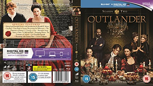 Outlander: Complete Season 2 [DVD]