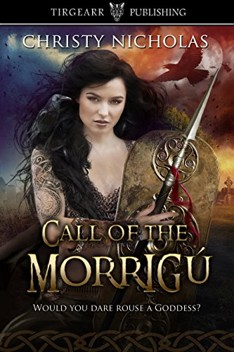 Book: Call Of The Morrigú by Christy Nicholas