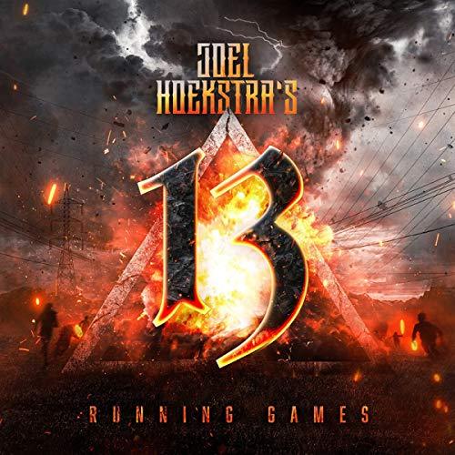 Joel Hoekstra'S 13: Running Games (Audio CD)