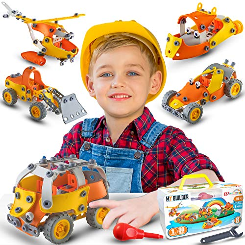 STEM Toy Building Set learning toy for Boys & girls 6-12...