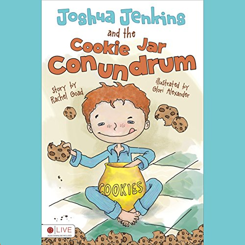 Joshua Jenkins and the Cookie Jar Conundrum audiobook cover art