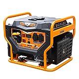 Household items Generador silencioso, Grupo electrógeno pequeño, generador de Gasolina de bajo Ruido, generador doméstico de frecuencia Variable 4KW, Motor de bajo Consumo de Combustible