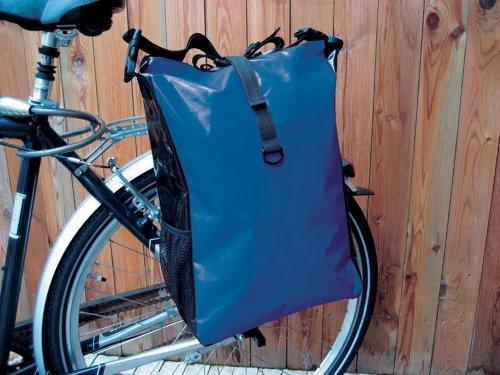 Filmer Fahrradtasche aus Tarpaulin