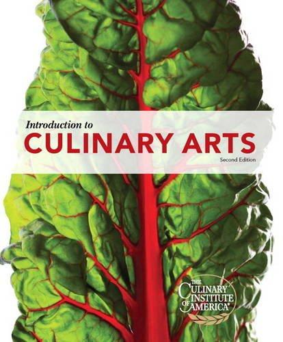 Introduction to Culinary Arts (Myculinarylab)