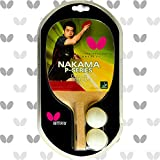 Best Butterfly Ping Pong Paddle Penholds - Butterfly Nakama P1 Japanese Penhold Table Tennis Racket Review