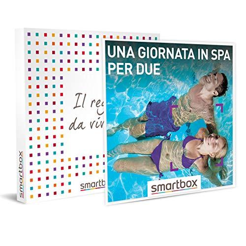 SMARTBOX - Cofanetto regalo coppia - idee regalo originale - Pausa benessere rilassante in spa