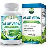 Aloe Vera - 6000mg, 120 pastillas
