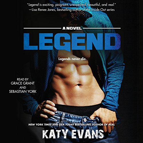 Page de couverture de Legend