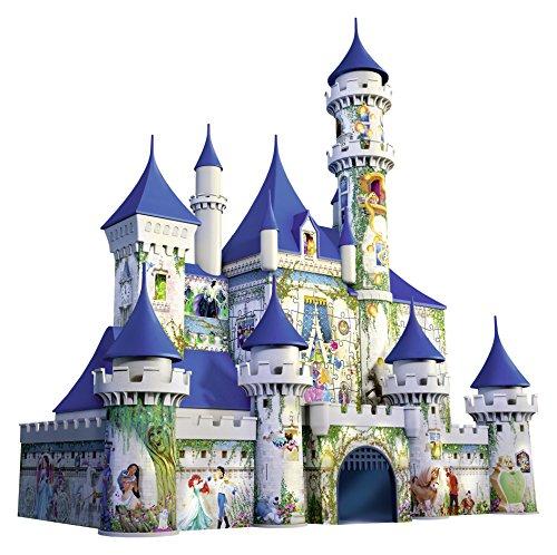 Disney Castle 216 pc 3D Puzzle Standard