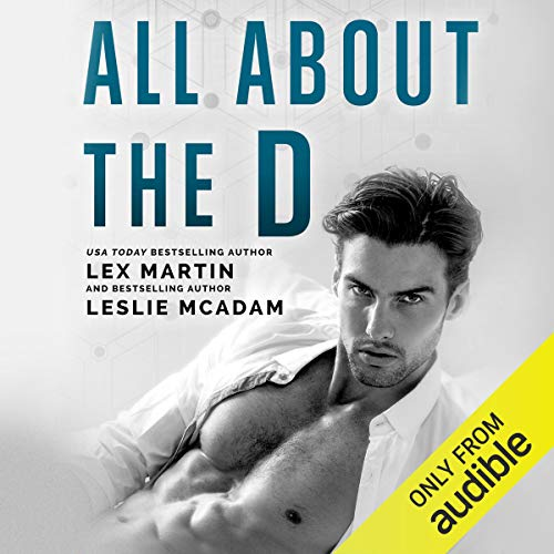 All About the D audiobook cover art