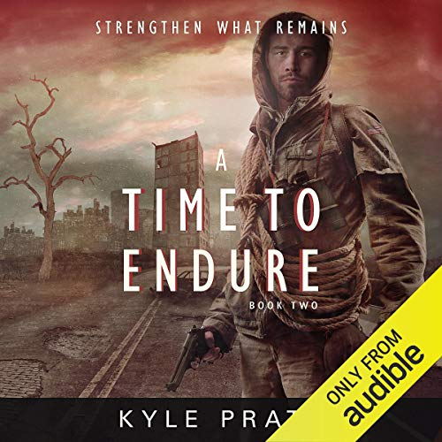 A Time to Endure cover art