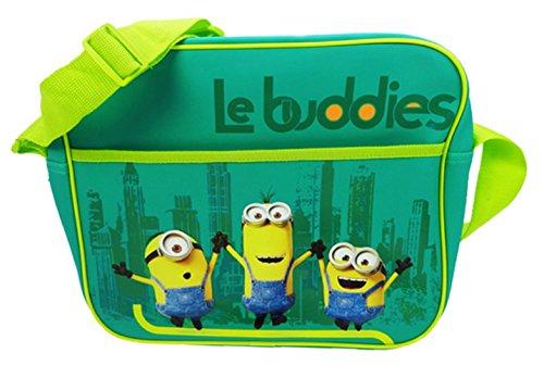 Despicable Me Minion Messenger Shoulder Bag