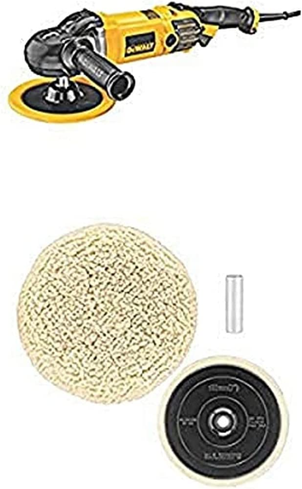 DEWALT DWP849X 7-Inch 9-Inch Variable with Max 81% OFF Speed Soft Brand Cheap Sale Venue Polisher S