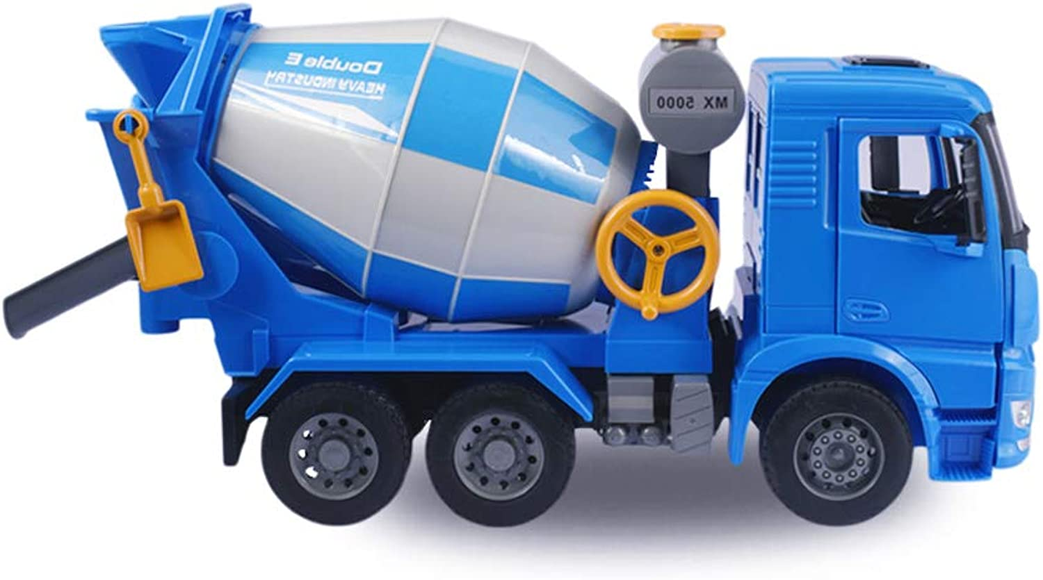 Lingling SpielzeugHandmixer Toy Truck Construction Boy Gift Model 1 20 (Farbe   bluee)