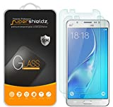 (2 Pack) Supershieldz for Samsung Galaxy J5 (2015 Version) Tempered Glass Screen Protector, 0.33mm, Anti Scratch, Bubble Free