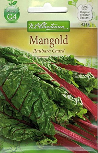 Chrestensen Mangold 'Rhubarb Chard'