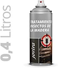 MATACARCOMA anticarcoma spray, Tratamiento para insectos de la madera (Mata carcoma, Anticarcoma) 400ML