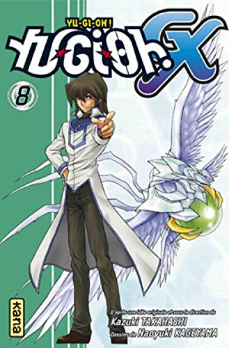 Yu-Gi-Oh ! GX, tome 8