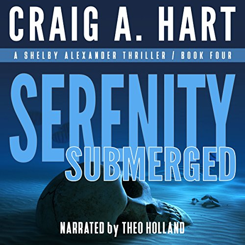 Serenity Submerged  audiobook cover art