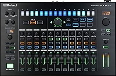 Roland MX-1 Mix Performer, 18 Channel Mixer