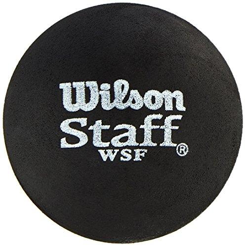 Wilson Squash-Ball, Staff, 2 Stück, Rot, Schwarz, WRT617700