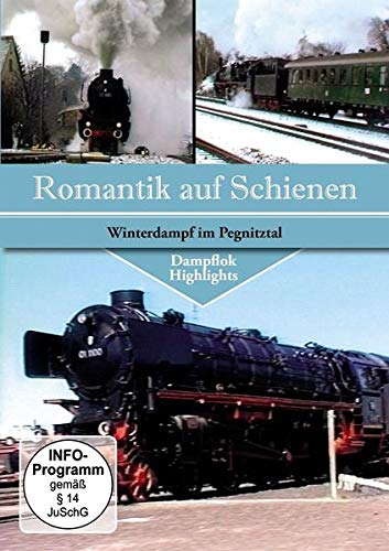 Romantik Auf Schienen-Winterdampf Im Pegnitztal