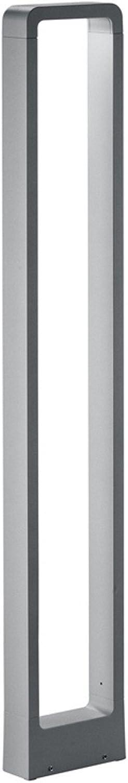 Trio Leuchten LED-Aussen-Wegeleuchte Reno in Aluminiumguss, titanfarbig 420760187