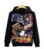 GO2COSY Anime Akame ga Kill Cosplay Esdeath Night Raid Jacket Sweatshirt Fleeces Costume Hoodie