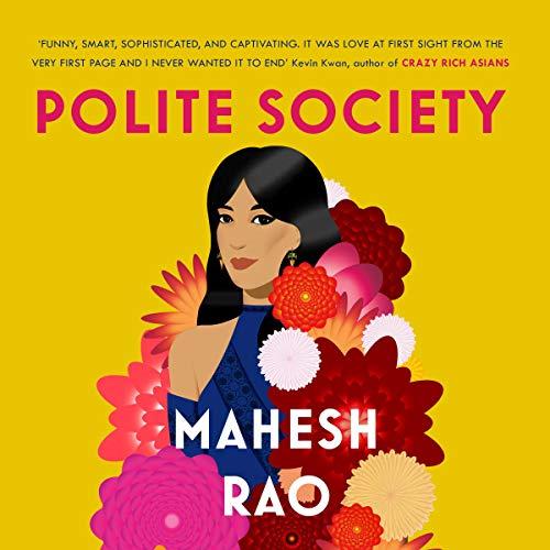 Polite Society audiobook cover art