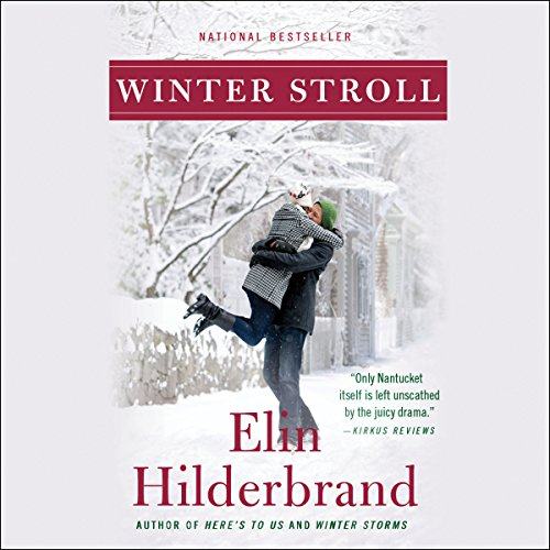 Winter Stroll audiobook cover art