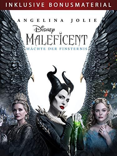 Maleficent: Mächte der Finsternis (inkl. Bonusmaterial)