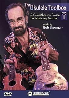 The Ukulele Toolbox #1 by Bob Brozman