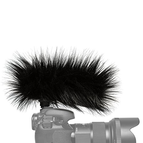 Gutmann Mikrofon Windschutz für Sony ECM-GZ1M
