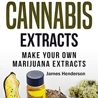 DIY Cannabis Extracts audiobook cover art