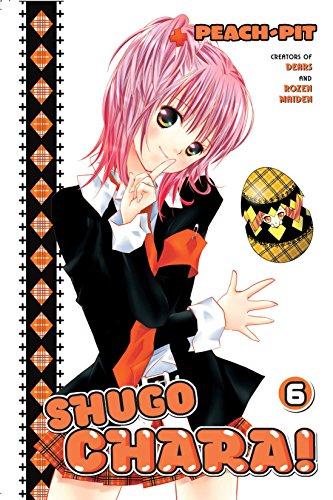 Shugo Chara! Vol. 6 (English Edition)
