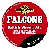 Birra Artigianale TORRE MOZZA FALCONE - BRITISH STRONG ALE - 6.5% - LATT. 44 CL X 12
