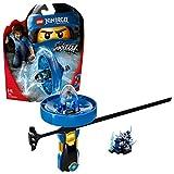 LEGO Ninjago - Jay - Maître du Spinjitzu - 70635 - Jeu de Construction