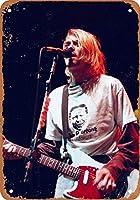 Nirvana ティンサイン ポスター ン サイン プレート ブリキ看板 ホーム バーために