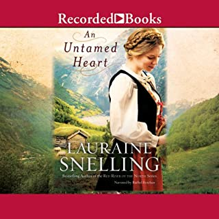 An Untamed Heart audiobook cover art