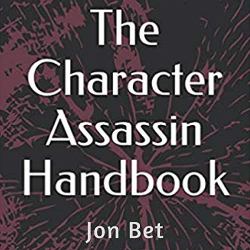 The Character Assassin Handbook audiobook cover art