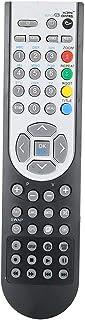 Dilwe1 Control Remoto de TV, Reemplazo del Controlador Remoto de Televisión Inteligente ABS de 10 m/33 pies para TV de 16/...