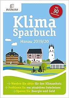 Klimasparbuch Hanau 2019/20: Klima schützen & Geld sparen