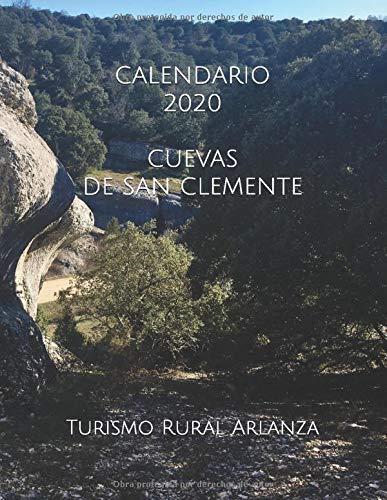 Calendario 2020 Cuevas de San Clemente