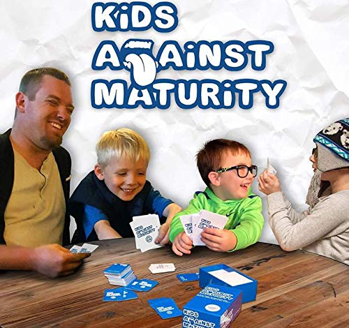 Kids Against Maturity: Card Game