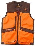 Chaleco de caza Browning Upland Hunter Visibilty Naranja