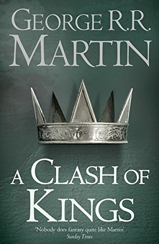 A Song of Ice and Fire 02. A Clash of Kings